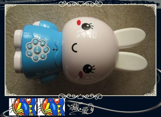 火火兔故事机--快乐到家服务!