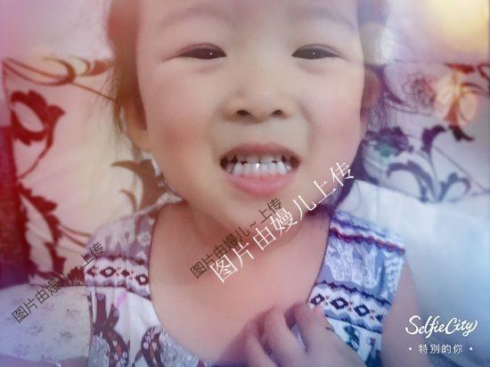 灿烂的笑容一口好牙--黑人乐固齿儿童牙膏牙刷