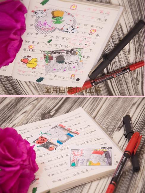 漫画彩虹相机漫画--记录我们的趣味v漫画小鸡怎么画花